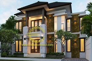 Mengagunkan Desain Rumah Luas Tanah 100m2
